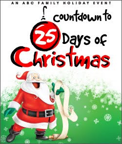 Countdown to 25 Days of Christmas & ABC Family November program highlights