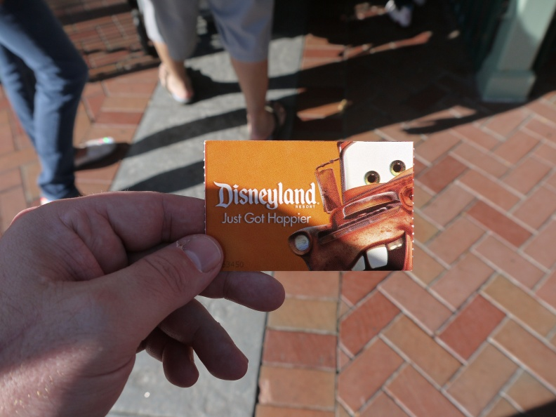 More Fake Disneyland Tickets Sold on Craigslist