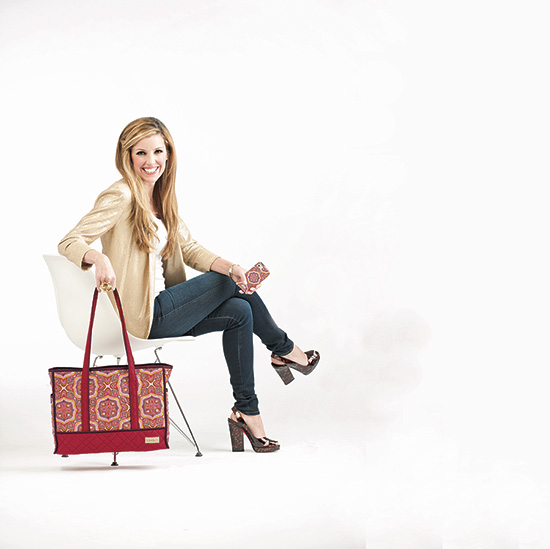 Designer Handbags From Cinda B Coming to Disney World