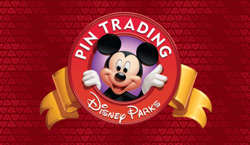 New Pin Trading Cart At Magic Kingdom