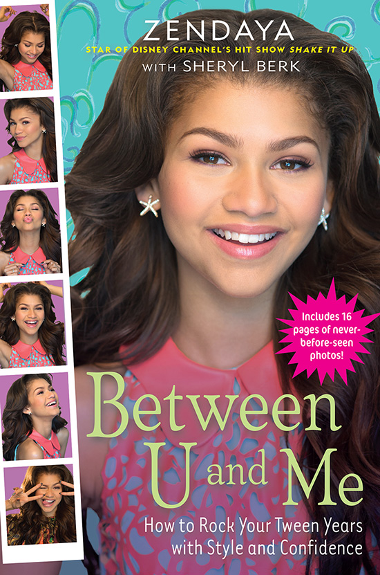 Zendaya will be Signing Books and CD's at Tren-D