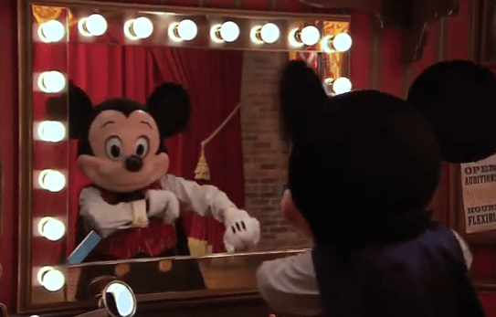 Meet Magician Mickey at Town Square Theater in Magic Kingdom