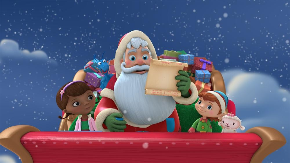 Disney Junior celebrates the season with holiday-themed episodes