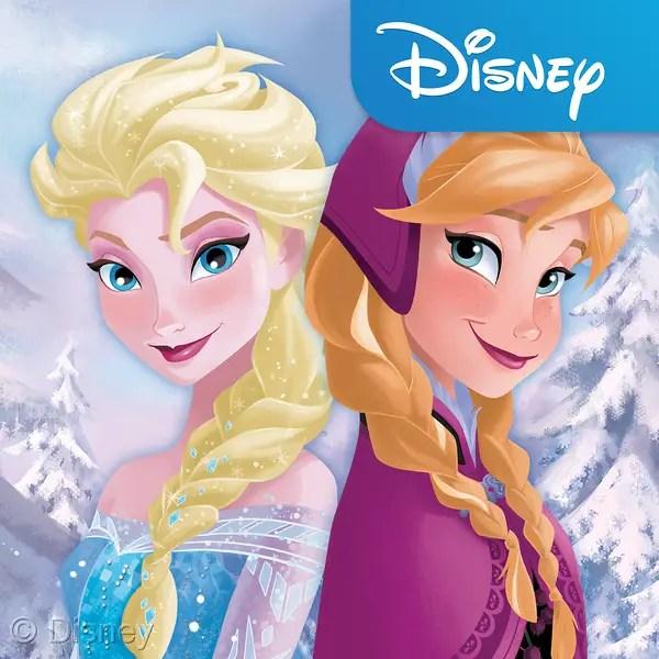Disney's Frozen: Storybook Deluxe App