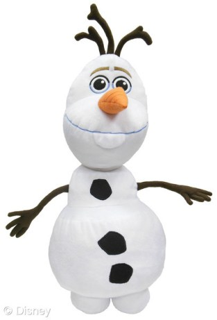 Frozen Olaf Cuddle Pillow