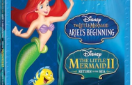 Little Mermaid II and Ariel's Beginning Available on Blu Ray Combo Pack