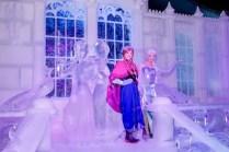 Frozen I ce Sculptures 1