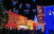 Osborne Lights Are A Must When Visiting WDW At Christmas-time