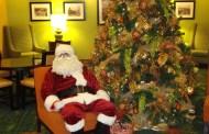 Visit & stay with Santa at Disneyland