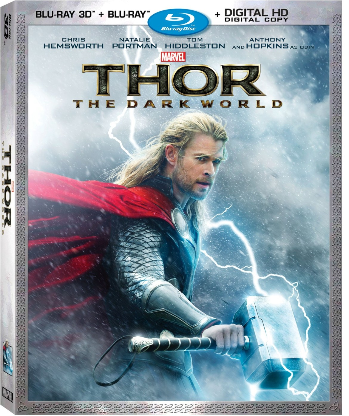 'Thor: The Dark World' Comes to Blu-ray February 25, 2014