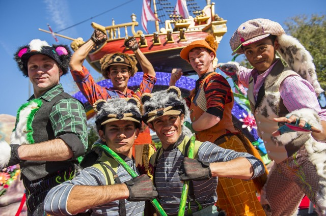 Disney Festival of Fantasy Parade Pours on the Whimsy at Walt Disney World Resort this March