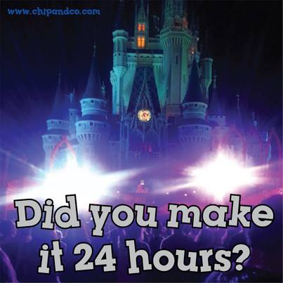 24 Hour Character Party at the Magic Kingdom – Yes, Please!