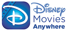 "Walt Disney Studios New ""Disney Movies Anywhere"" App"