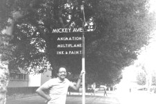 Floyd at Signpost