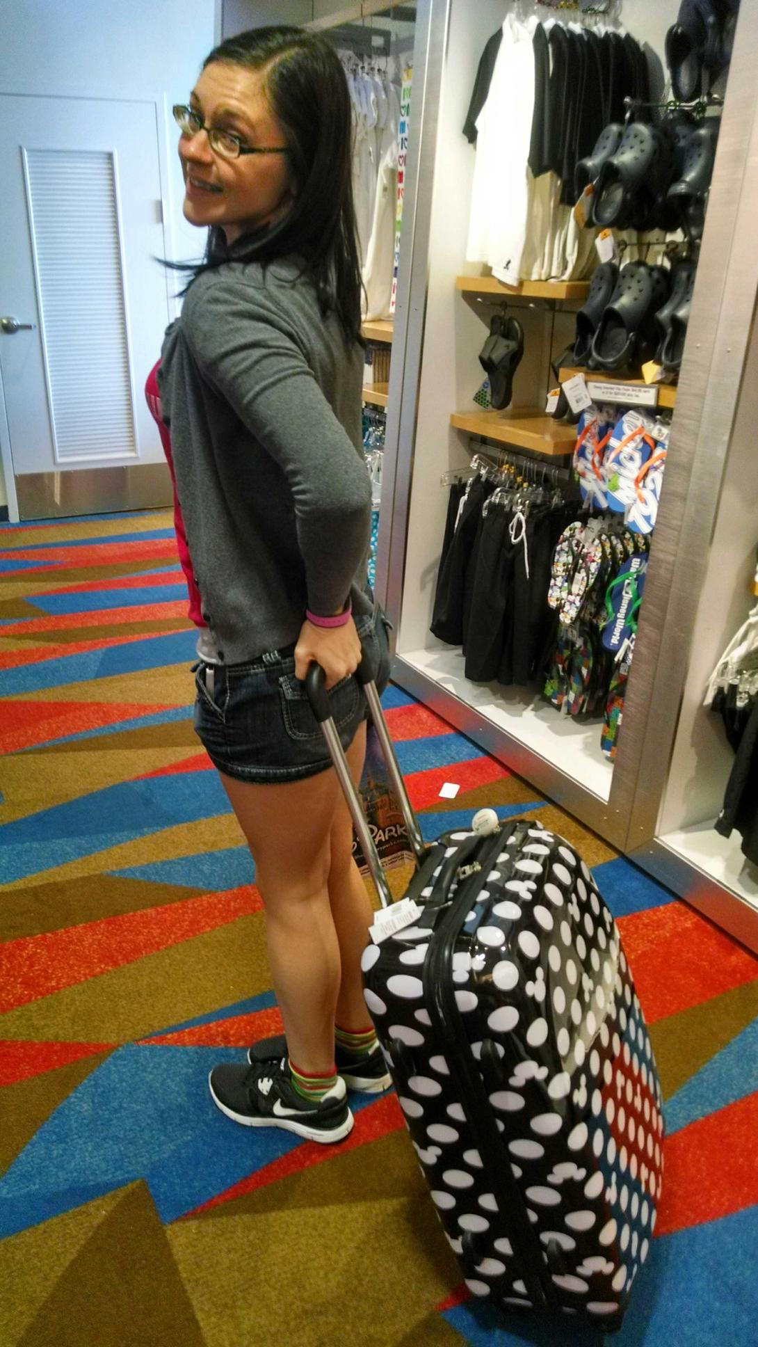 WDW Quick Tips: Pack Light And Skip The Checked Luggage
