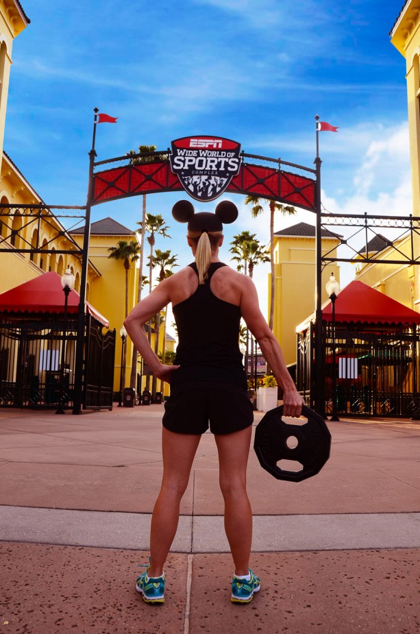 Disney's Fit Challenge Coming to ESPN Wide World of Sports at Walt Disney World