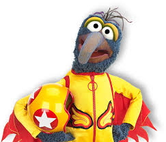 The Great Gonzo Will be Grand Marshal of The NASCAR Auto Club 400