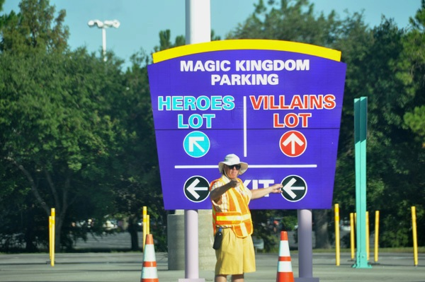 Increase in Parking Prices at Walt Disney World