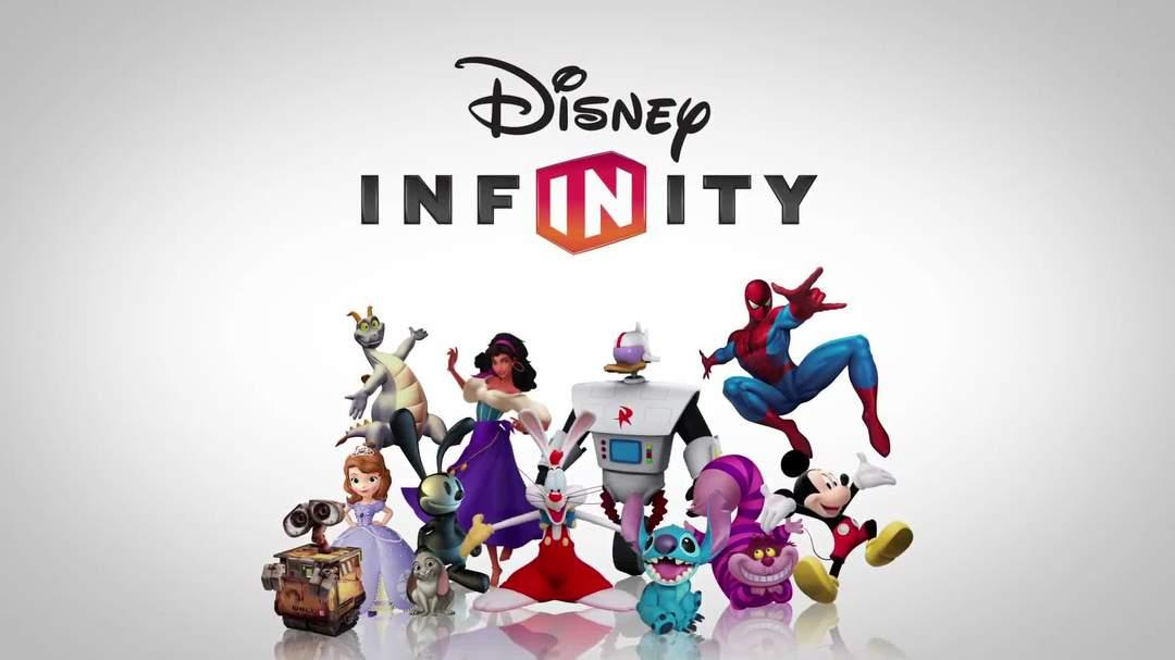 Disney Infinity: Marvel Super Heroes