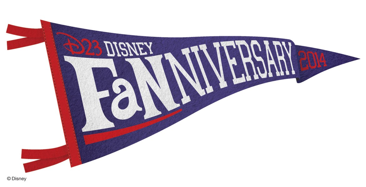 D23 Hits the Road with a Disney Fanniversary Celebration