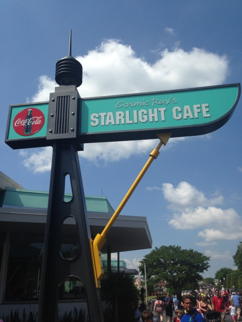 Cosmic Ray's Starlight Cafe Adds Rocket Ship Cup and Increases Prices