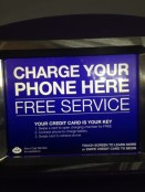 Charging Station Screen