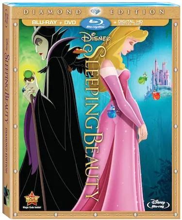Coming Soon: Sleeping Beauty on Blu-Ray and Digital HD