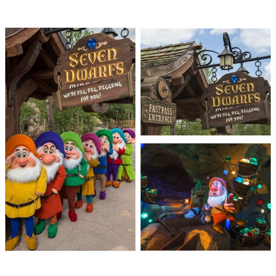 Magic Kingdom's Seven Dwarfs Mine Train Soft Opening on May 23rd