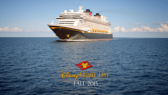 Disney Cruise Line Announces Exciting New Itineraries for Fall 2015