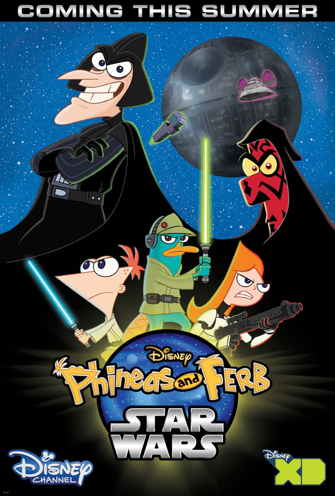 Move Over Star Wars Rebels, Phineas and Ferb are Here to Save Summer.