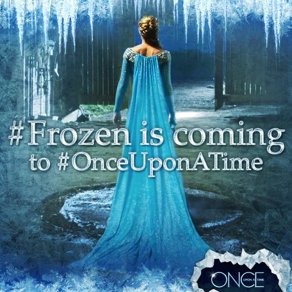 """Anna and Kristoff will Join The """"Once Upon a Time"""" Cast"""