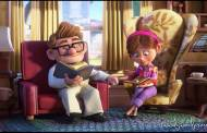 Having fun with Disney Movie Night - Pixar's 'UP'