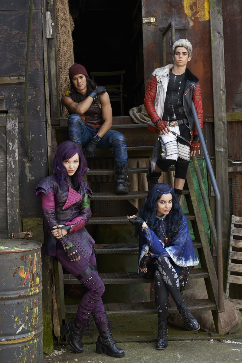 "Disney Publishing Worldwide Announces Novel Based ""Descendants"""