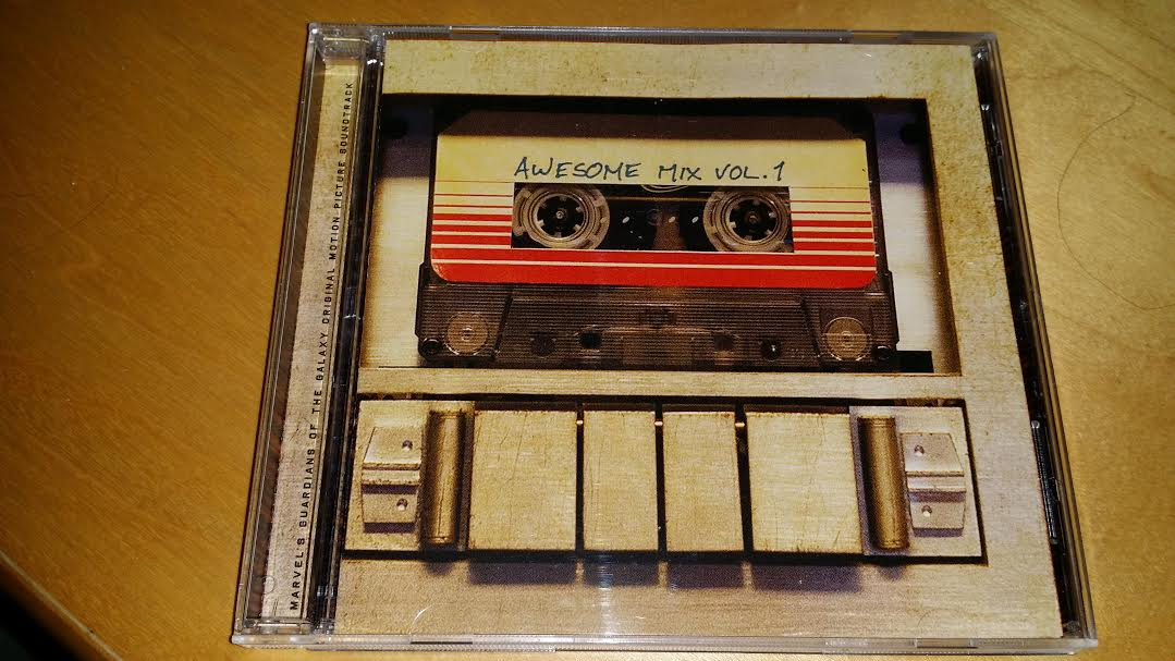 Marvel's Guardians of the Galaxy: Awesome Mix Vol. 1