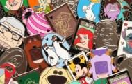New Hidden Mickey Pins will Soon Debut at Disney Parks