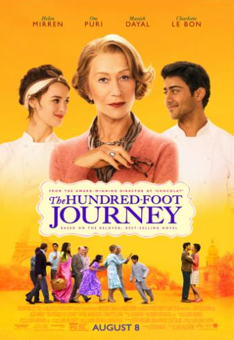 "Dreamwork's ""The Hundred Foot Journey"" Has a New Featurette"