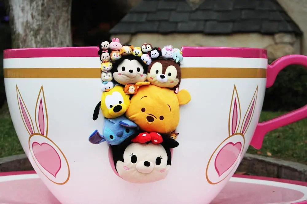 Disney Tsum Tsum Goes Global