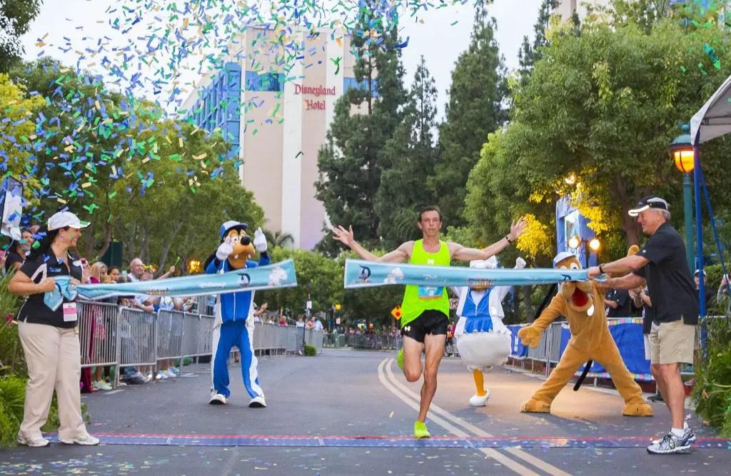 Native Southern California Runner Won the Disneyland Half Marathon