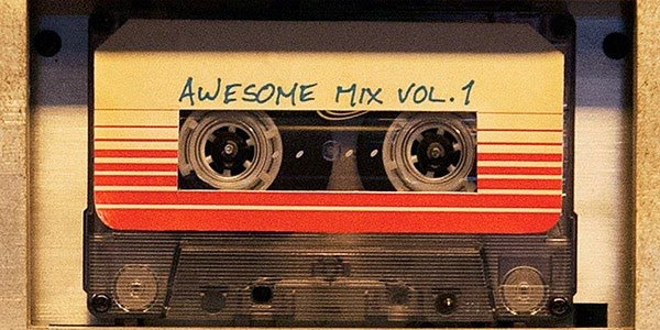 """Star-Lord and Gamora will Appear at Disney's """"Awesome Mix Tape"""" Party at the """"Villains Unleashed"""" Event"""