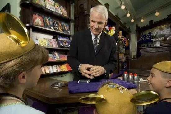 "Steve Martin May Star in Disney's ""Magic Camp"""