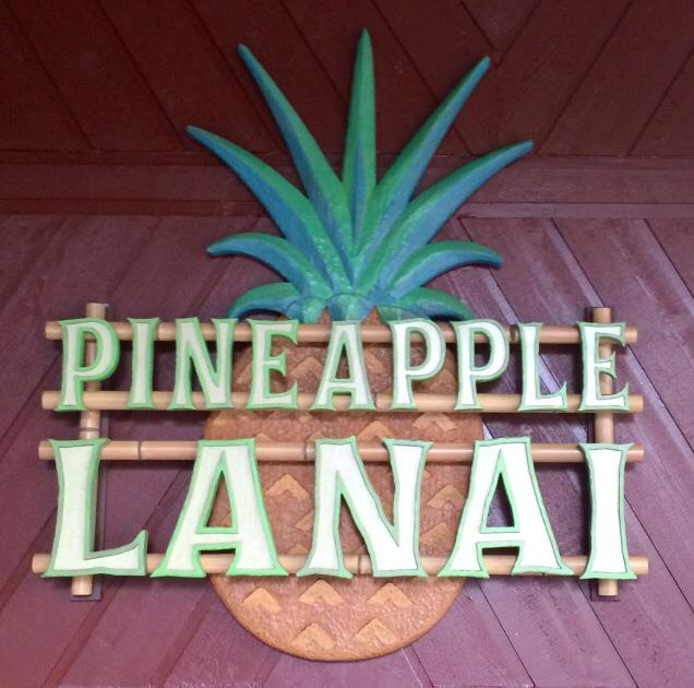 "Dole Whips Return to ""The Poly"" at the New Pineapple Lanai."