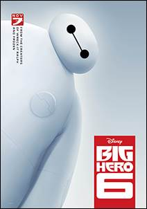 Big Hero 6 Original Soundtrack available soon.