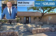 Walt Disney's California Party House is For Sale
