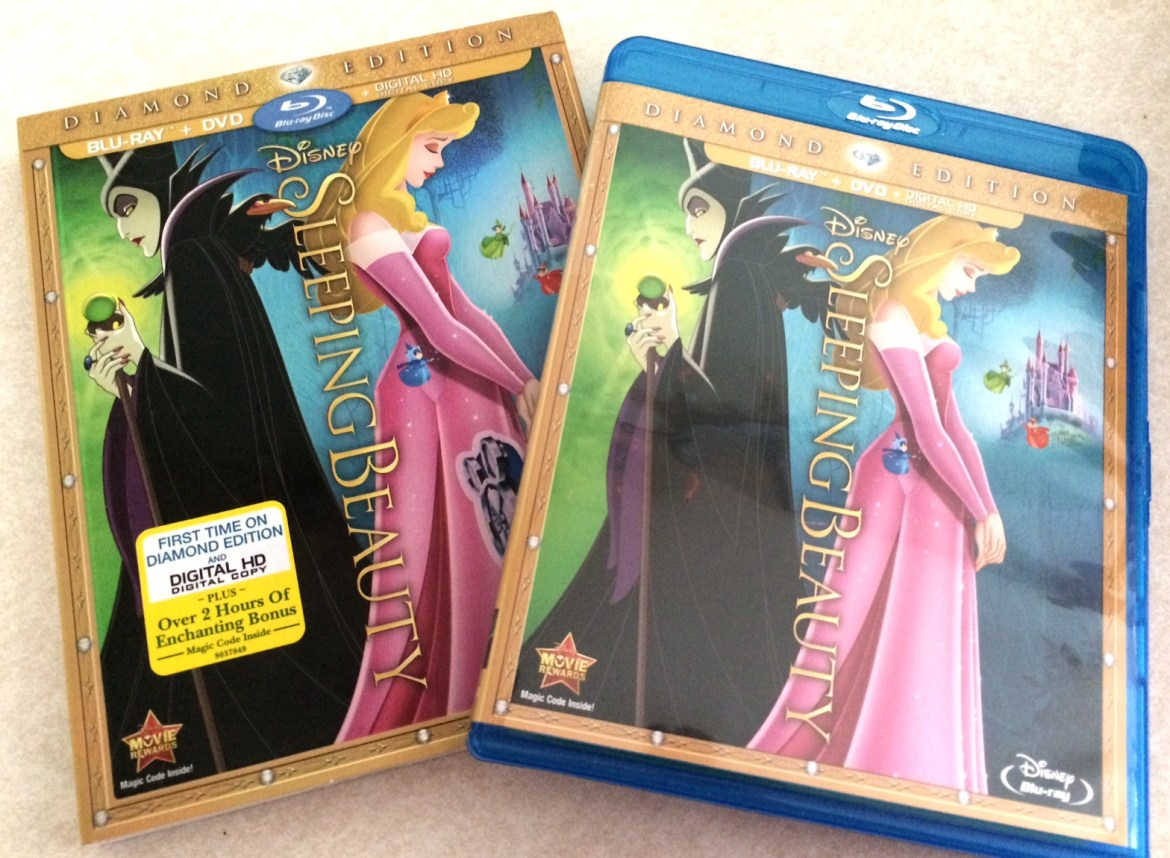 Sleeping Beauty Diamond Edition Movie Review