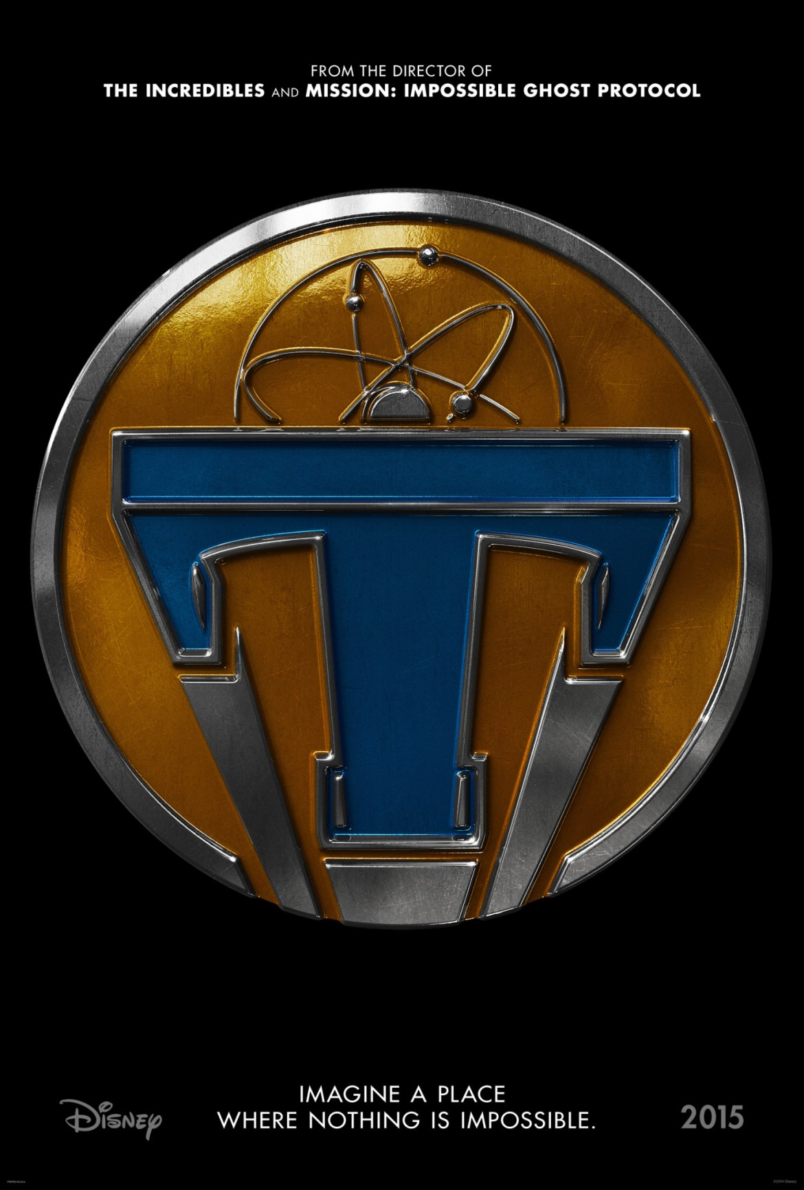 Disney's Tomorrowland Movie Trailer and Poster!