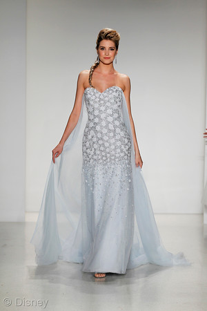 Alfred Angelo Unveils its 2015 Disney Fairy Tale Weddings Bridal Collection