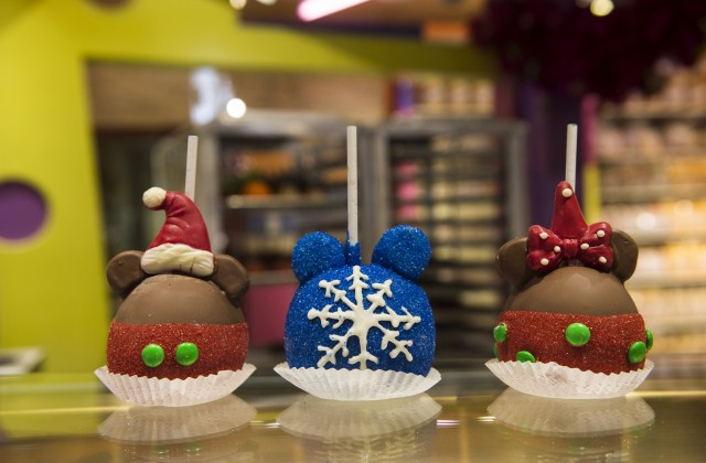 Downtown Disney is Shopper's Paradise With Holiday Gifts Fit For This Season