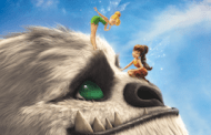 KT Tunstall lends her voice to the new Tinkerbell and the Legend of the Neverbeast coming March 2015