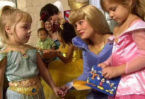 New Princess Dining Opportunity – Citricos, Walt Disney World