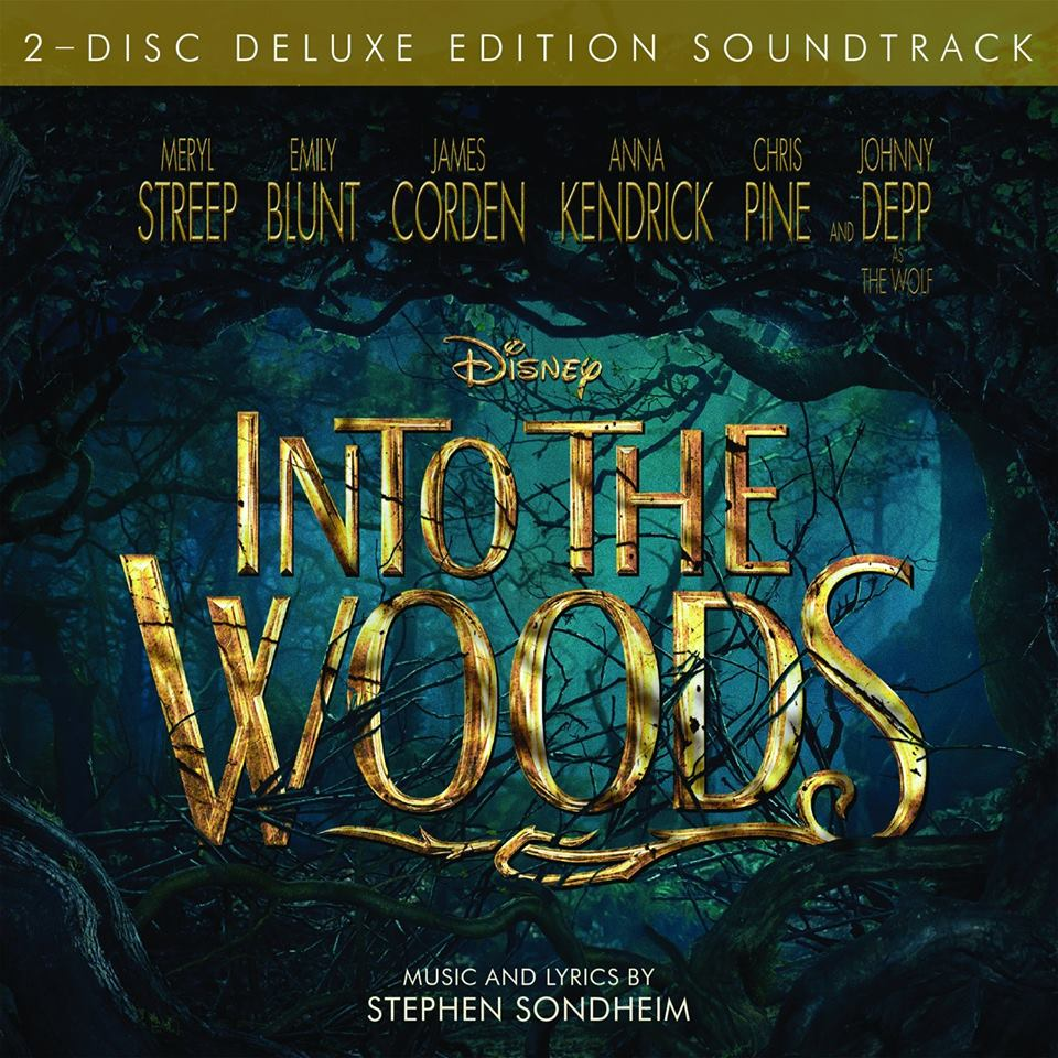 Disney Finds – Into the Woods Soundtrack